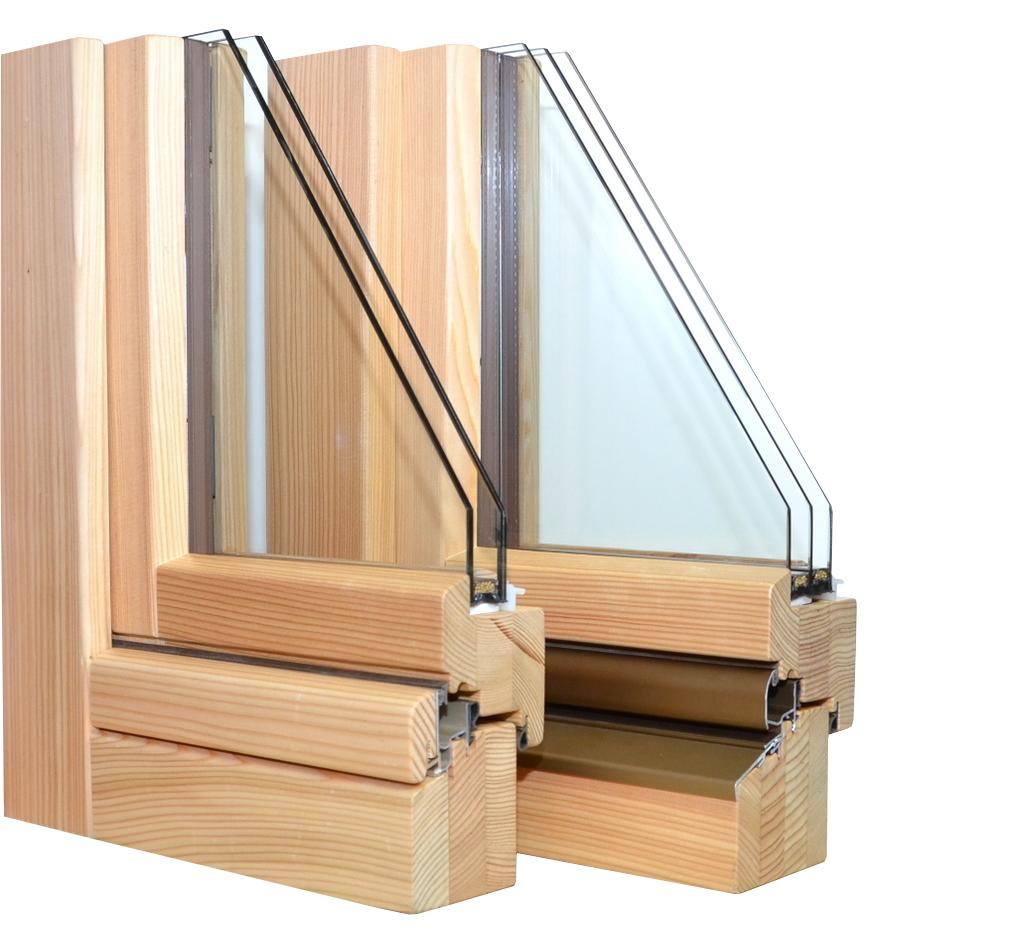 Gocciolatoio in alluminio o rivestito in legno